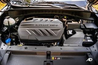 Hyundai turbo diesel engine