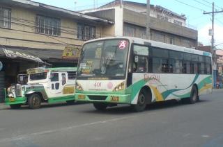 IATF Public transport maximum capacity
