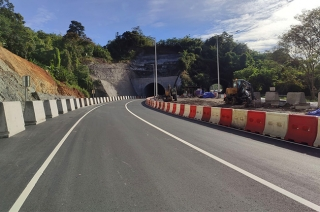 Improved Subic Freeport Expressway (SFEX) partially opens until Jan. 15