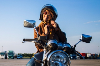 Is Motorcycling Good For Your Health?