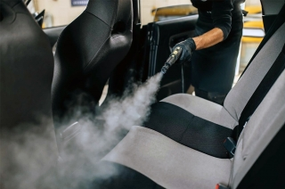 Is steam cleaning good for your car?