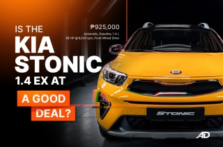 Is the Kia Stonic EX a good deal?