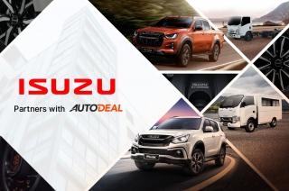 Isuzu and AutoDeal Partnership