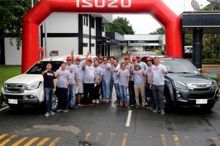Isuzu eco challenge 2019 car club edition philippines