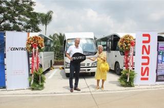 Isuzu Philippines modern jeepney turnover