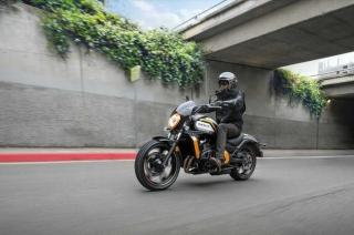 Kawasaki bestows some minor updates on the 2022 Vulcan S