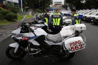 Kawasaki Versys 1000 Police Bikes