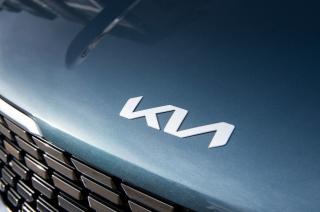 Kia Carnival Badge