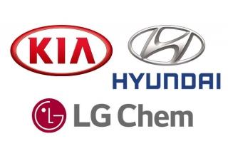 Kia Hyundai LG Chem teamup