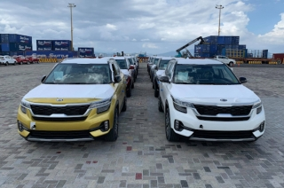 Kia Seltos Philippine Port Arrival
