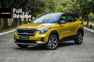 kia seltos review road test beauty shot exterior philippines