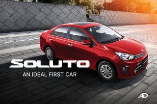 Kia Soluto an ideal first car