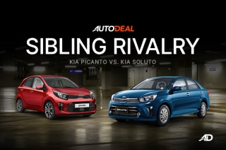 Kia Soluto vs Picanto – Sibling Rivalry