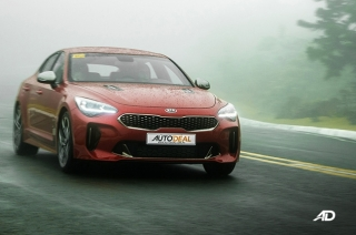 Kia Stinger is not dead yet