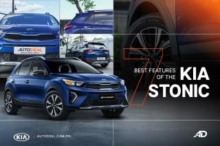 Kia Stonic best features