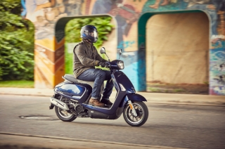 Kymco opens new production facility in Laguna