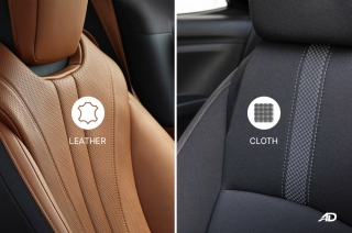 Leather vs Cloth in Cars