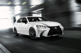 Lexus GS Black Line Special Edition and Eternal Touring Edition