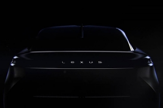 Lexus to release a new concept car this March 2021