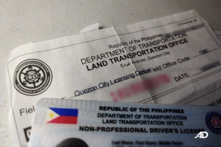 LTO license requirements