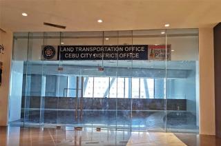 LTO office Robinsons Galleria Cebu