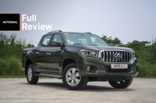 Maxus T60 Elite 4x4 review Philippines