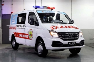 Maxus V80 Flex Ambulance
