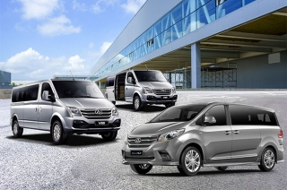 Maxus vehicles Philippines