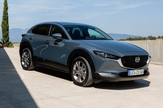 Mazda CX-30 2020 Top safety pick awardee