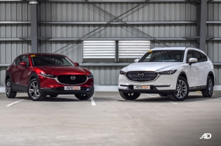 Mazda CX-30 CX-8 Philippine launch