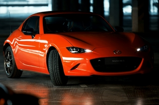 Mazda MX-5 Miata 30th Anniversary Edition