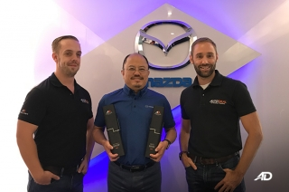 Mazda Philippines reaps multiple citations at 2018 AutoDeal Awards