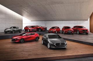 Mazda Premium Experience test drive