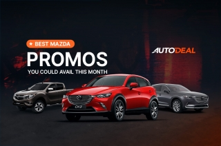 Mazda Promos in the Philippines for January 2019