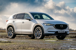 Mazda to introduce a selection of new SUVs in the next two years