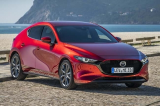 Mazda wins safety awards