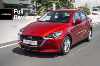 Mazda2 Elite Review Philippines