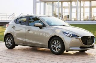 Mazda2 Sunlit Citrus