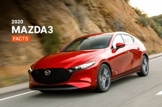 Mazda3 Facts: Sharp and sultry