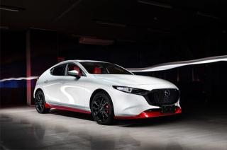 Mazda3 sportback edition100