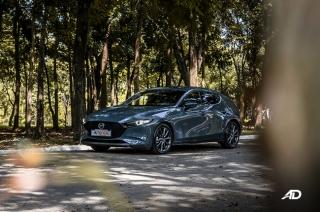Mazda3 Sportback Polymetal Gray