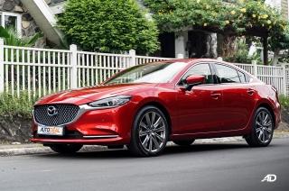 Mazda6 sedan turbo feature