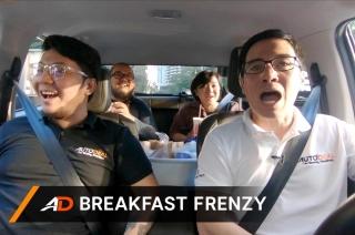 McDonald's Breakfast Frenzy with Chevrolet Colorado
