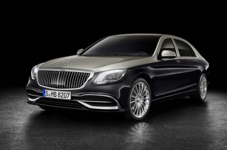 Mercedes Benz Maybach S 650 philippines