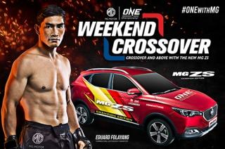 MG weekend crossover