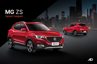 MG ZS Variant Comparison Guide