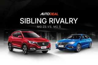 MG ZS vs MG 5 Sibling Rivalry
