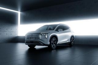 Mitsubishi Airtrek EV leaked ahead of debut