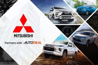 MItsubishi and AutoDeal Partnership