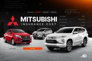 Mitsubishi Insurance Cost